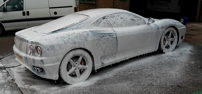 Storforth Lane Valeting & Detailing Centre - Chesterfield