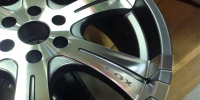 Wheel Wizards (UK) - Chesterfield - Diamond Cut Finish