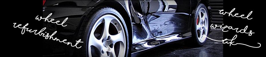 Wheel Refurbishment by Wheel Wizards (UK)