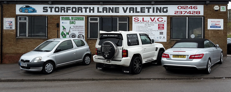 Storforth Lane Valeting & Detailing Centre - Affiliated with Wheel Wizards (UK) - Chesterfield