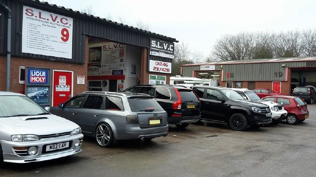 Storforth Lane Valeting & Detailing Centre