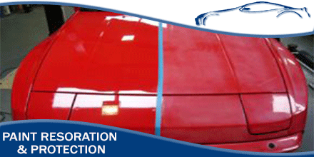 Storforth Lane Valeting and Detailing Centre - Chesterfield - Paint Restoration