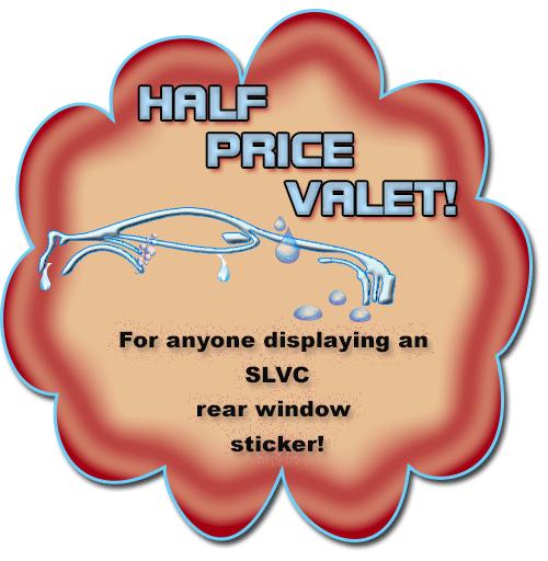 Half Price Valets at SLVC Chesterfield - Ceramic Coating
